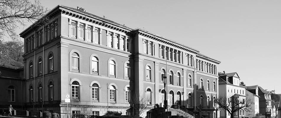 Universität Maburg: Gesamtsanierung Ketzerbach 63