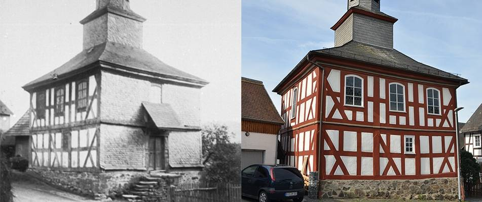 Sanierung Ev. Kirche Gladenbach-Runzhausen
