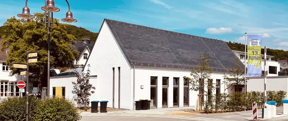 Neubau Gemeindehaus am Zwingel, Ev. Kirchengemeinde Dillenburg (in Ausführung)